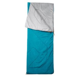 Quechua Arpenaz 20 Degree Celsius Blue Sleeping Bag