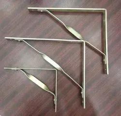 Shelf Mounting Mild Steel L Bracket, For Home Improvement