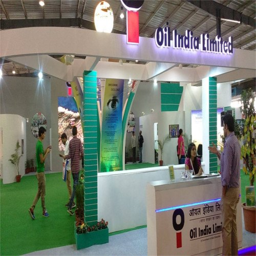 Modern Exhibition Stand Designs : Modern exhibition stand at rs square meter