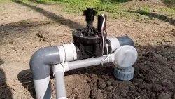 Drip irrigation valve