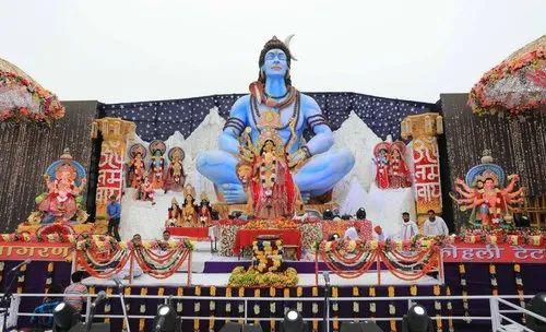 CUSTOM Shiva Statue Shiv Murti Moorti Stage Decoration God