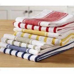 Strips Kitchen Towel, For Home, Wash Type: Hand Wash, Machine Wash