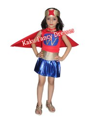 Kids Wonder Girl Costume
