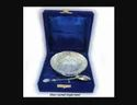 Silver Plated Single Brass Bowl