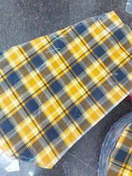 Cotton Check Shirt Fabrics, For Shirts