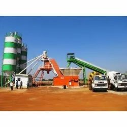 Schwing Stetter M3 Mobile Mixing Plant, Output Capacity: 120 m cube/hr