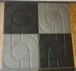 Glossy/Rubber Mold Parking Tile