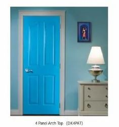 Wooden Sky Blue Door