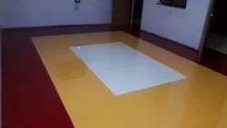 100 Triflor House Flooring Services, Corporate Building, Thickness: 1 - 10 Mm