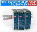EDR-120-24 Meanwell SMPS