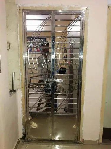 Stainless Steel Door Gate