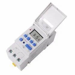 16 Ampere Din Rail Digital Timer