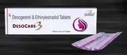 Ethinyl Estradiol 0.035 & Desogestrel 0.15 mg