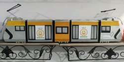 Metro Train Model