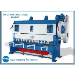 Automatic Three Phase Plate Cutting Machine, For Industrial, Capacity: 5-10 Ton