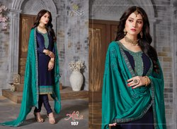 Nyssa Embroidered Salwar Suit