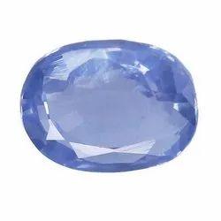Cushion - Cut Eye Clean Natural Ceylon Blue Sapphire