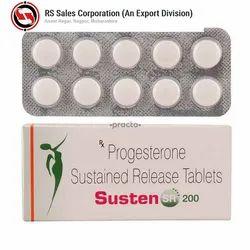 Progesterone (200mg)