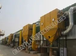 PJ125C-100 Dust Collector For Wood Dust