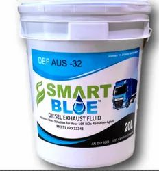 Diesel Exhaust Fluid/ ISO 22241 CERTIFIED