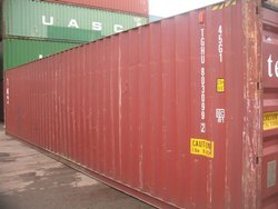 Freight Forward Storage Container