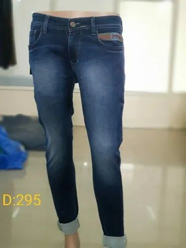 Regular Fit Denim Mens Jeans
