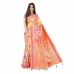 1073 Handloom Silk Saree