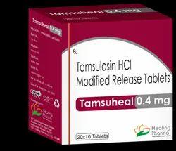 Tamsuheal 0.4 - Tamsulosin