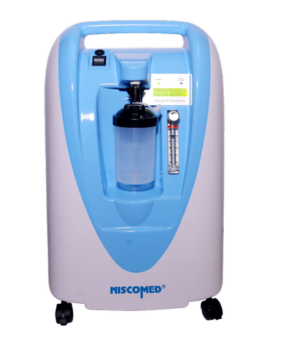 Oxygen Concentrator Single Flow, Capacity: 5 LPM, | ID: 21006562188