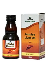 100 ml Amulya Liver Syrup, For Personal, Grade Standard: Food Grade