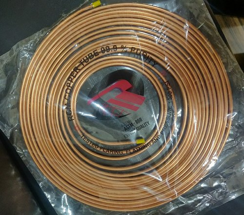 Copper Tube and Copper Pipe Manufacturer | Vinayak Metals, Ahmedabad