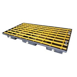 Ercon Two Drum Spill Containment Pallet