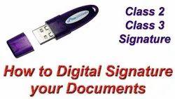 Digital Signature Verification Class 3 Combo - 2 Year