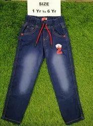 Blue Kids Jeans