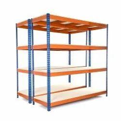 Mild Steel Heavy Duty Storage Rack