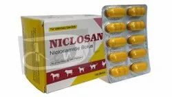 Niclosan (Niclosamide Bolus Tablets)