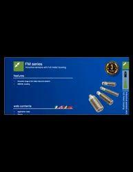 FMM6/AN-3H Micro Detectors Metal Face Proximity