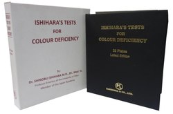 ASF Ishiharas Tests for Colour Deficiency Book