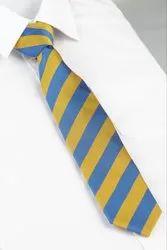 School Logo Uniform Necktie