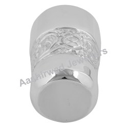 Aashirwad Fancy Glass Pure Silver