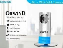 4G Wireless Camera