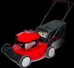 Honda Red Petrol Lawn Mowers for Lawn Cutting