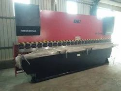 Hydraulic Press Brake Model HPB-160X4000