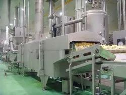 Potato Chips Line 100 to 1500 Kg