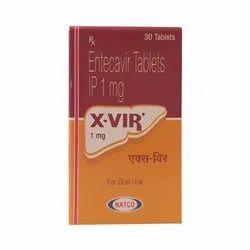 Entecavir 1 Mg- X-VIR 1mg