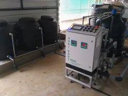 YEMINENI Automatic Fertigation Control System