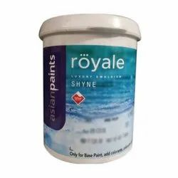 Asian Paints High Gloss Royale Shyne Luxury Emulsion Paint, For Interior Walls