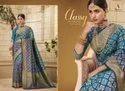 Designer Silk Saree Handloom Silk Shangrila Chaaya Saree Catalog