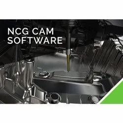 Ncg Cam 2 To 5 Axis Milling Software, For Automotive