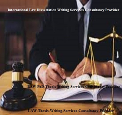 LAW Thesis Writing Services Consultancy